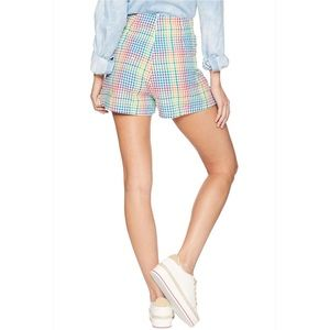 Romeo & Juliet Couture Shorts - ROMEO & JULIET COUTURE Ruffle Front Skort